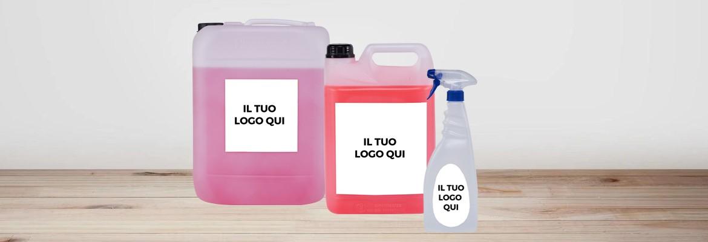 private label thecno clean