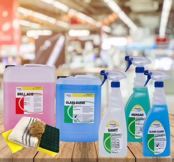 thecnoclean prodotti pulizia